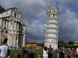 Surprising change to Leaning Tower of Pisa