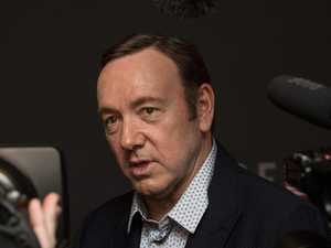How Kevin Spacey vanished off the face of the Earth