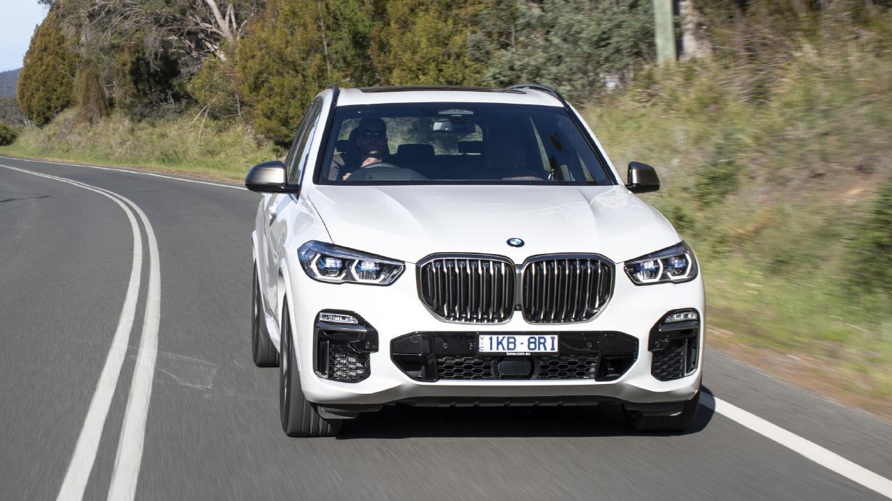 2018 BMW X5.