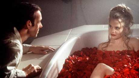 Spacey won the Oscar for his role in American Beauty. Picture: Supplied