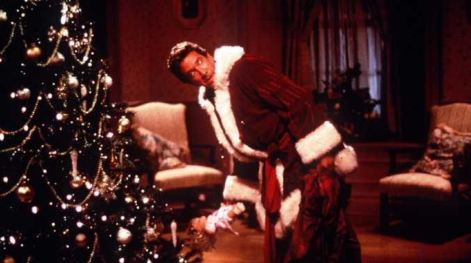Tim Allen in The Santa Clause.