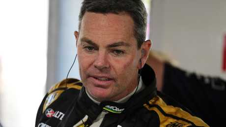 The race signalled an end to full-time driving for Craig Lowndes.