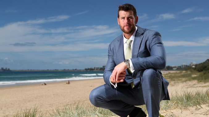 Ben Roberts-Smith who has taken legal action to clear his name. Picture: Peter Wallis