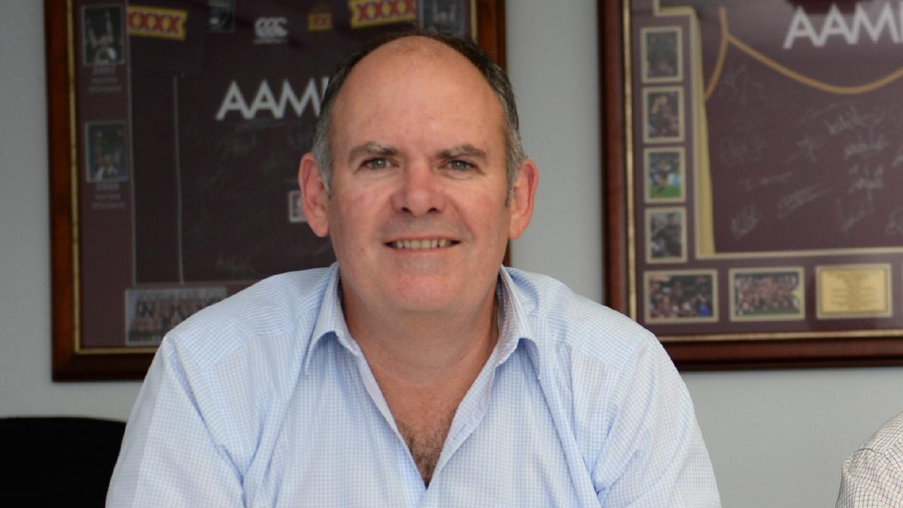 JM Kelly director John Murphy. Picture: Allan Reinikka