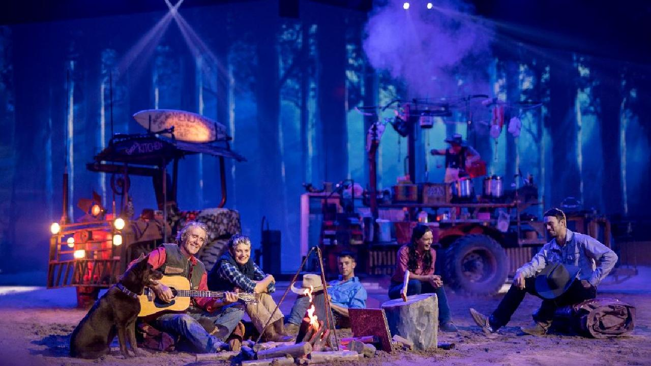 Australian Outback Spectacular's new show called Heartland.