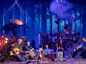 New Outback Spectacular show to tug at Aussies' hearts