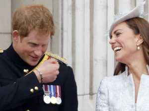 Kate's cheeky Christmas gift to Prince Harry