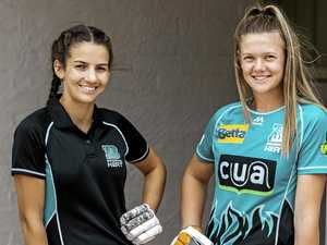 Knott ties up Brisbane Heat selection