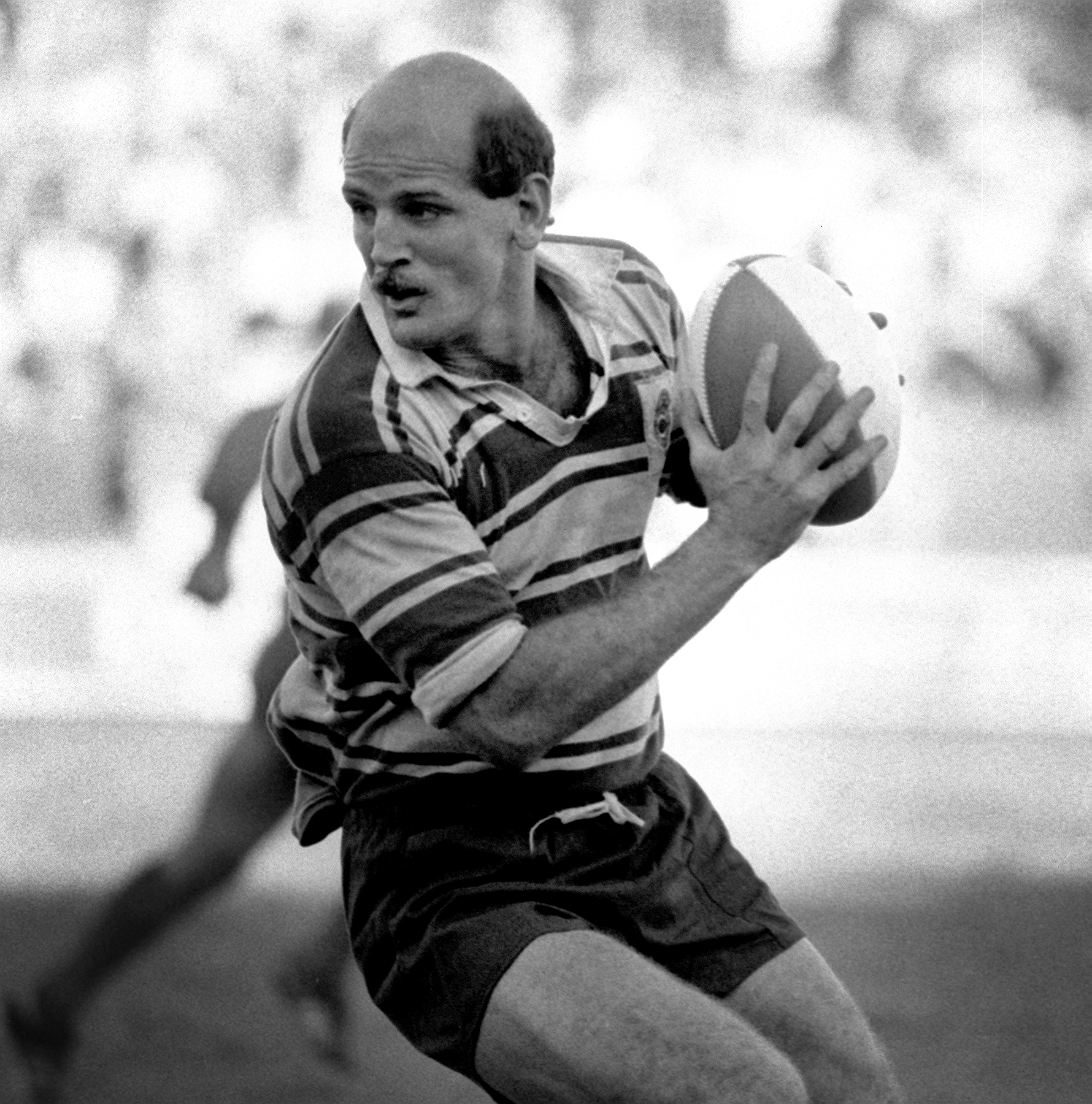 Tony Shaw in action for Brothers.