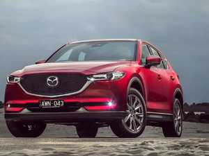 Top-selling Mazda CX-5 SUV gets turbo boost