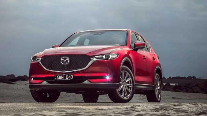 Top Selling Mazda Cx 5 Suv Gets Turbo Boost Central Telegraph