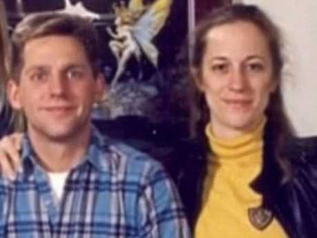 David Miscavige and his wife Shelly, who has not been seen since 2007.