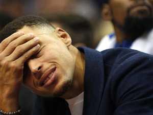 NBA star involved in multi-car crash