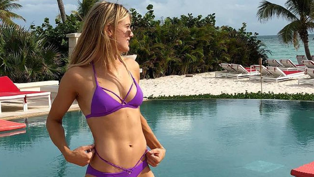 Eugenie Bouchard lives a life most of us can only dream of.