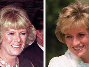 The night Diana confronted Camilla