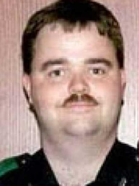 Officer Aubrey Hawkins was killed.