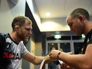 Greg Atzori's last MMA bout