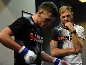 Levon McGrath's MMA debut