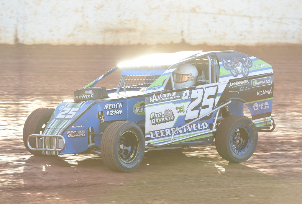 Maryborough Speedway - Modlites - Terry Leerenveld  | Buy
