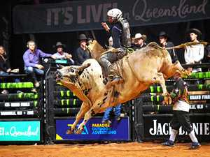 Unbull-ievable: Clermont cowboy rides to national title