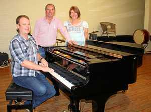Conservatorium grant to shine light on students