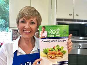Weight-loss guru Annette Sym launches latest cookbook