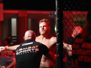 Curtain closes on Atzori's MMA career at Eternal 39