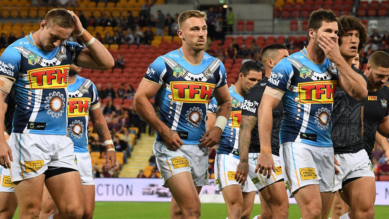 "Gold Coast's squad is being sent into the workforce to learn to be ""grateful""."