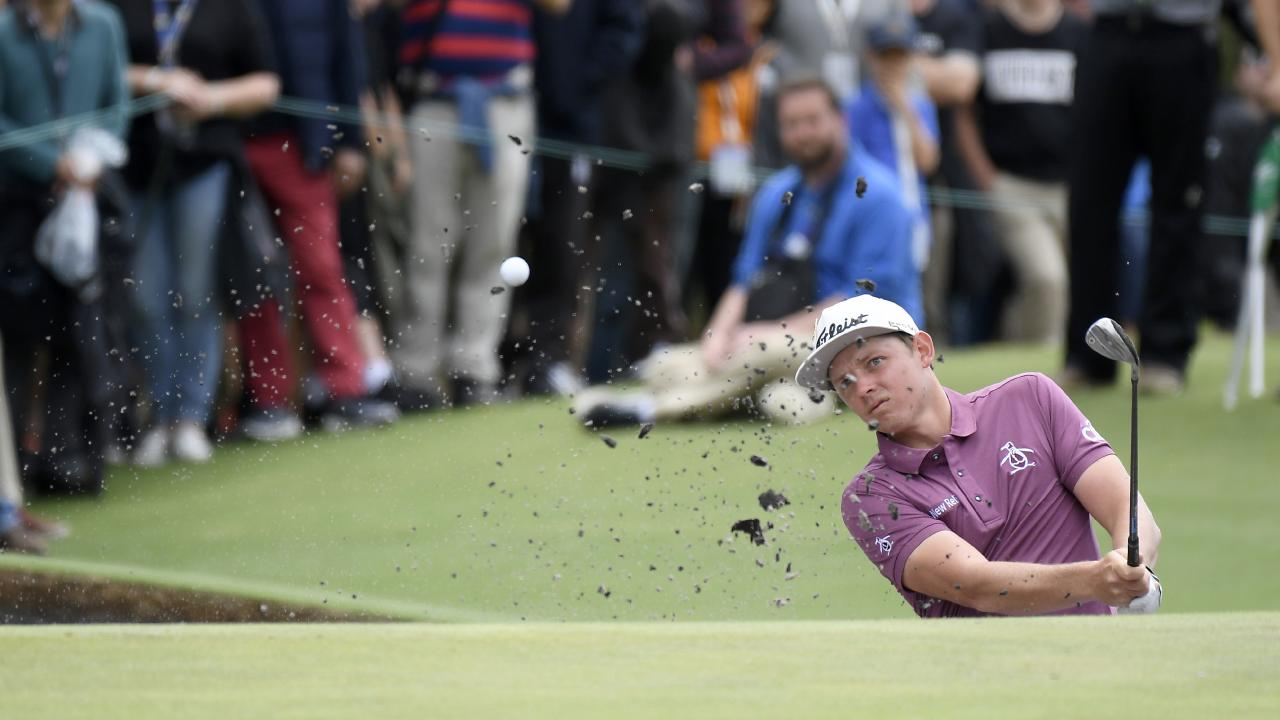 Smith's short game has attracted plenty of praise.