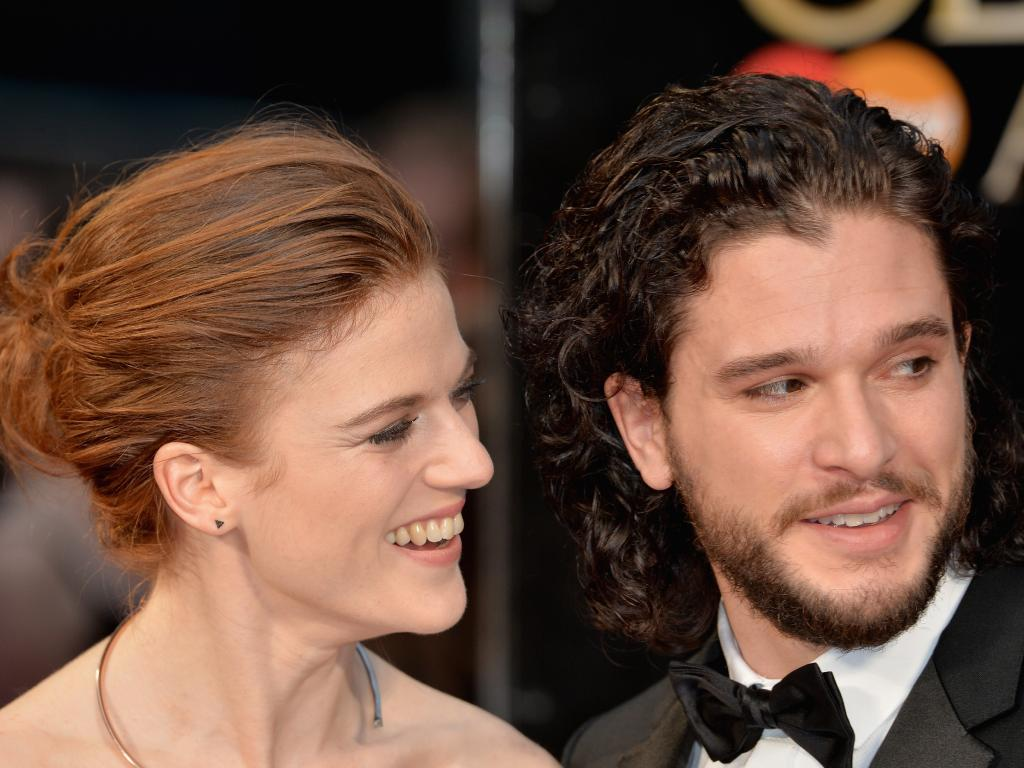 Kit Harington has denied cheating on wife Rose Leslie. Picture: Getty