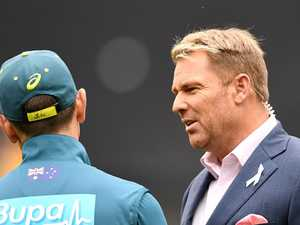 'Disgrace': Warne fumes over Finch farce