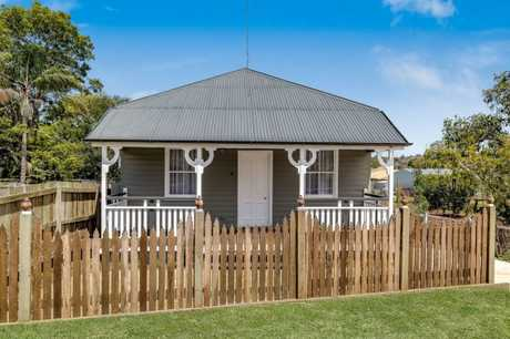 15 Nigel St, North Toowoomba, is for sale.