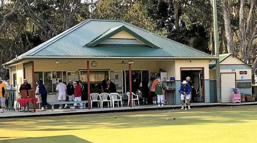 HAPPY BIRTHDAY: Croquet clubhouse celebrates 70 years.
