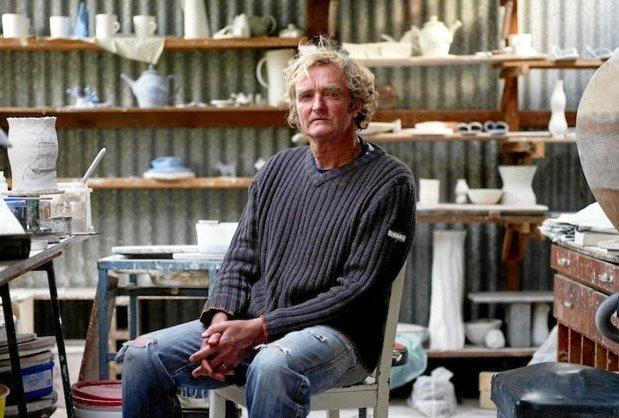 Gerry Wedd is one of Australia's most celebrated ceramicists, and he became a graphic artist for Mambo, working with them until 2006.