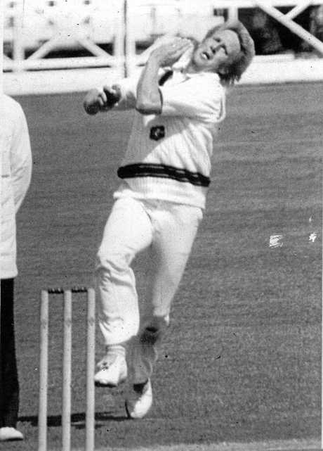 Jeff Thomson will be preparing to remove another.
