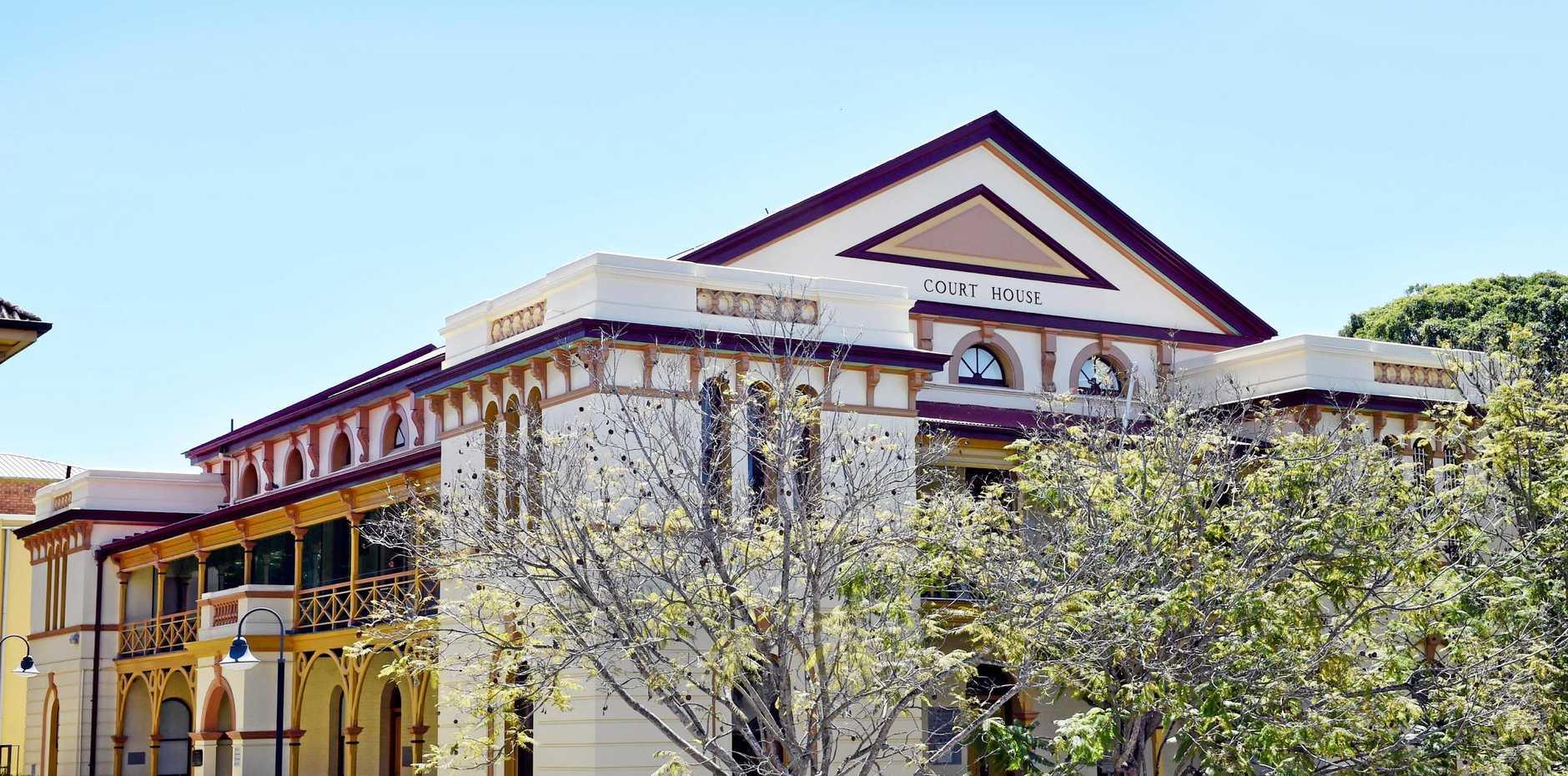 Maryborough Court House, Richmond Street.