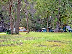 Allora family mourn truckie killed in freak camping tragedy