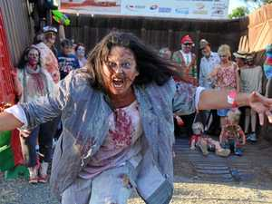 See zombies take over a country town