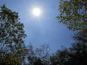 Fire danger issued for Rocky as temps reach 30C overnight