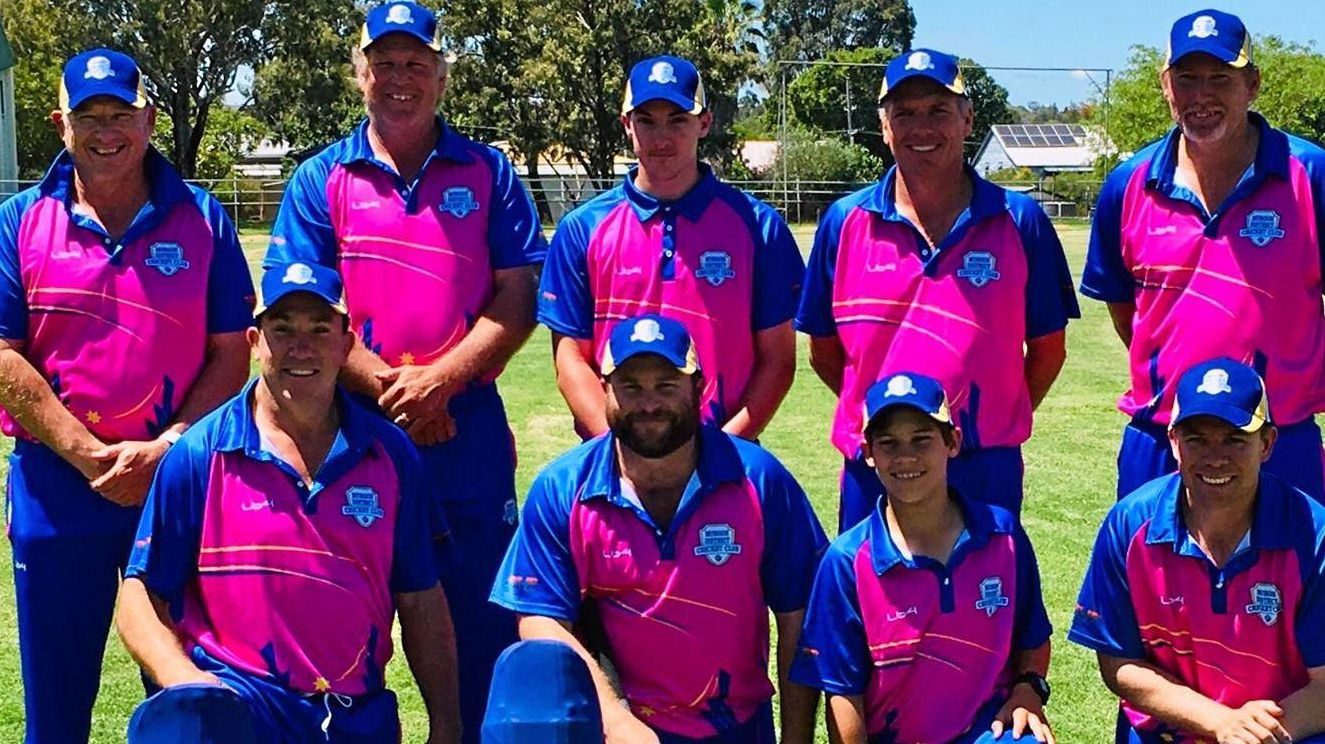 IN FORM: The Murgon Crusaders are undefeated this season.