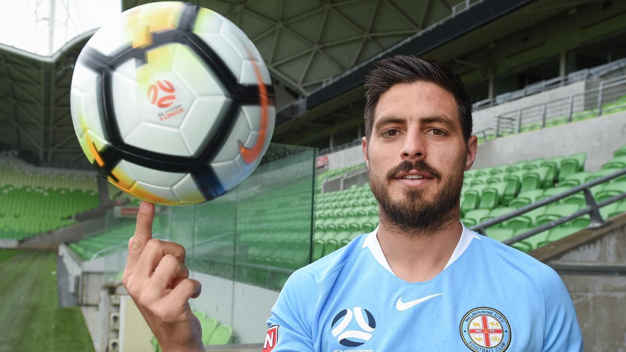 Bruno Fornaroli won't be a target for Western Melbourne.
