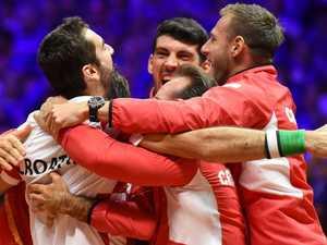 Dominant Croatia seal Davis Cup glory