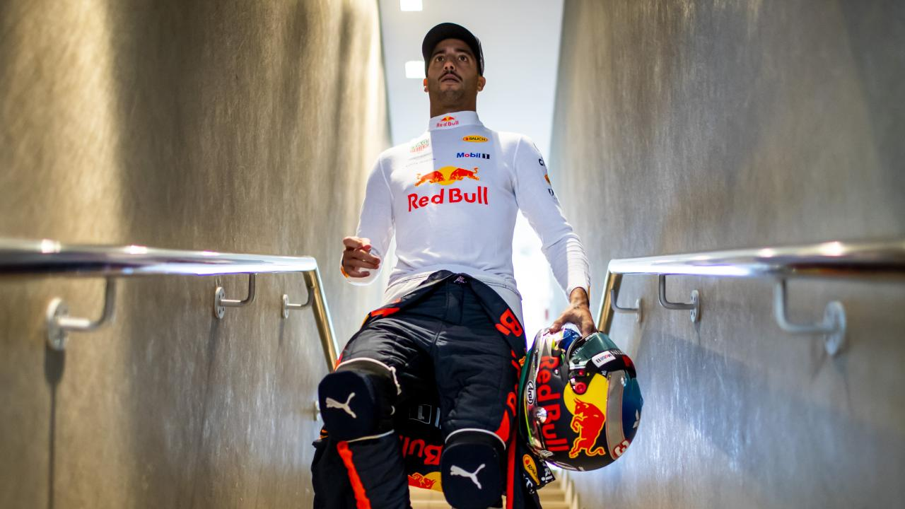 Daniel Ricciardo will start a new chapter in his young F1 career. Picture: Getty