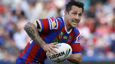 Pearce is ambitious for the 2019 season (AAP Image/Darren Pateman)