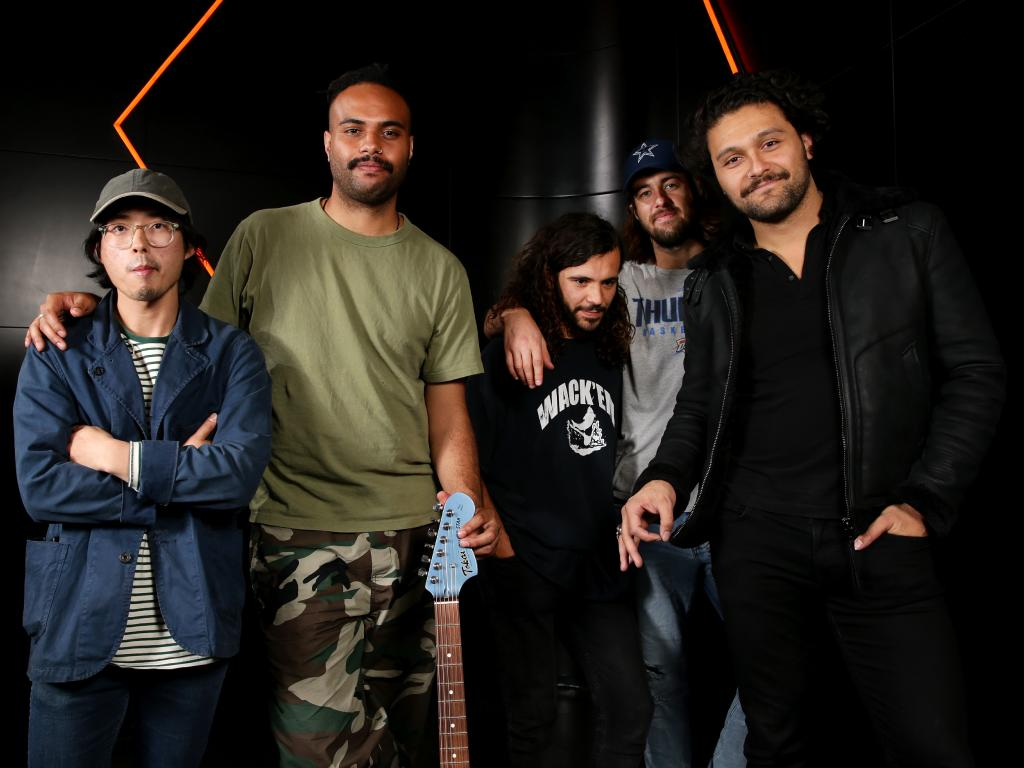 Gang of Youths want Viagogo shut down in Australia. Picture: Jonathan Ng