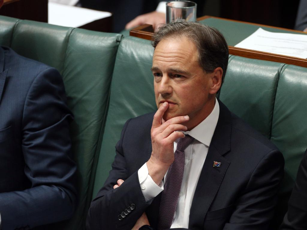 Health Minister Greg Hunt called on Mr Shorten to detail Labor's plans. Picture: Gary Ramage
