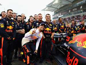 'Helpless': Ricciardo's frustrating Red Bull farewell