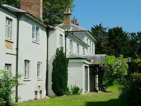 Frogmore Cottage, the soon to be home of the Duke and Duchess of Sussex