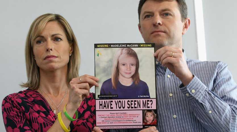 Police re-examine theory Madeleine McCann wandered out of hotel to look for parents. Picture: Getty
