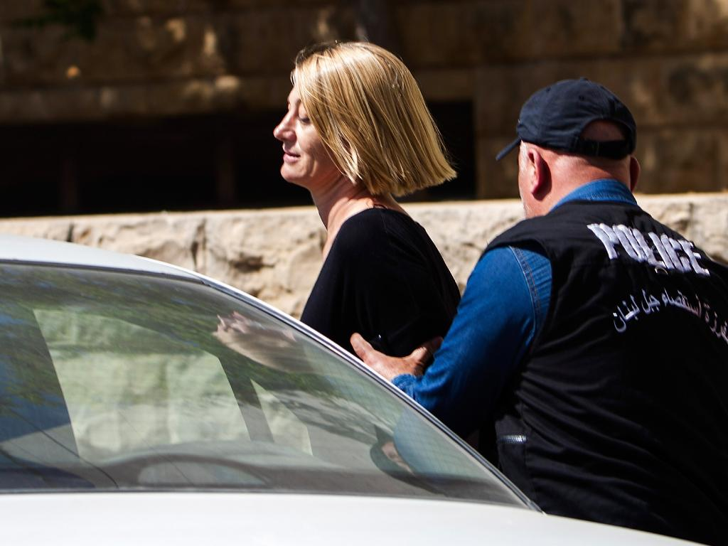 Tara Brown and three of her colleagues escaped all charges. Picture: Diego Ibarra Sanchez/Getty Images
